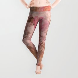 The Floral Lady Leggings