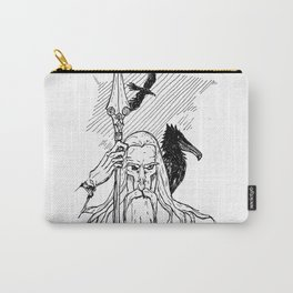 Odin the Wise Carry-All Pouch