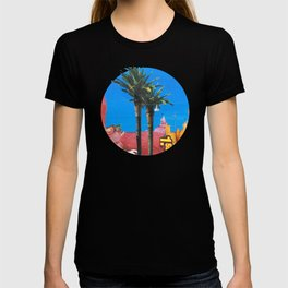 Meat Dream Party Land Series · Meat Desert City Dream Town · QV T-shirt