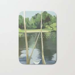 Lake Anza Bath Mat