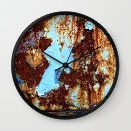Colors of Rust 008, ROSTart Wall Clock