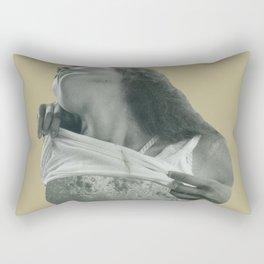 Gold is God. 1. Rectangular Pillow