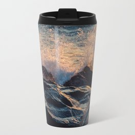 Seashore Lovin'  Metal Travel Mug