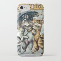 shopping iPhone & iPod Cases featuring Shopping by Frankie Cat