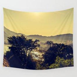 Landscape Rio de Janeiro Wall Tapestry