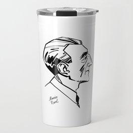 Maurice Ravel Travel Mug