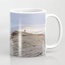 Finmark, North of Norway, dramatic landscape Coffee Mug