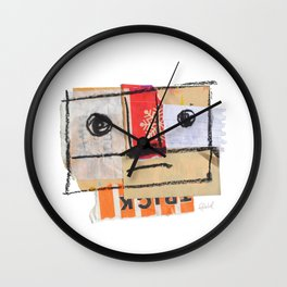At least we tried. Wall Clock