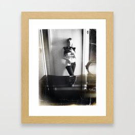 CAMRAFACE Framed Art Print