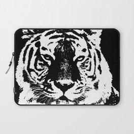 Tiger Face Laptop Sleeve