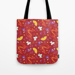 Dishonor on Your Cow Tote Bag