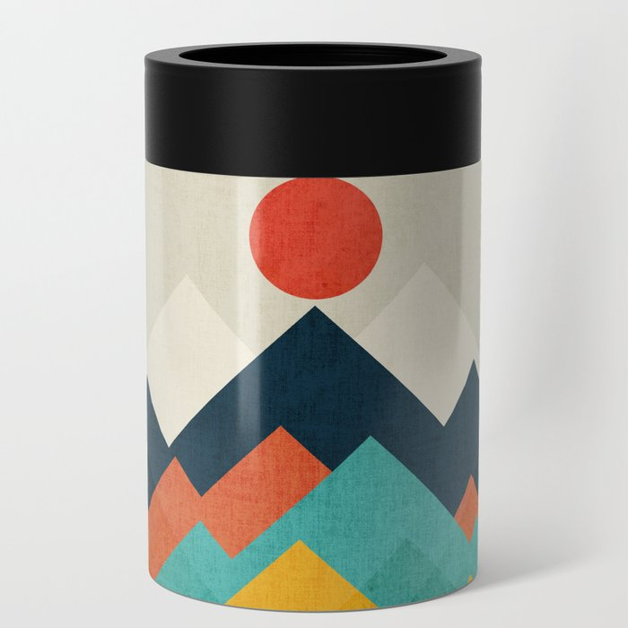 The hills are alive Can Cooler