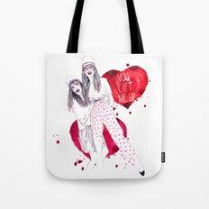 High, Valentine :-) Tote Bag