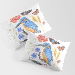 Summer Wildlife Pillow Sham