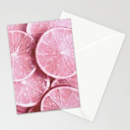 Grapefruit Stationery Cards