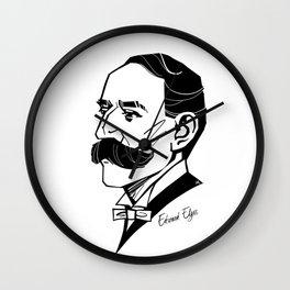 Edward Elgar Wall Clock