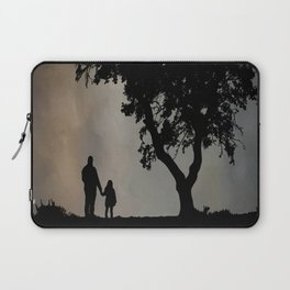 Grandpa Tell Me About The Good Old Days Laptop Sleeve