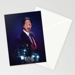 Excommunicado Stationery Cards