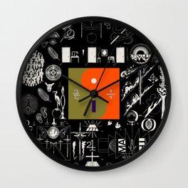 Bon Iver - 22, A Million Wall Clock
