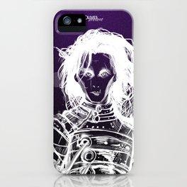 シザーハンズ iPhone Case