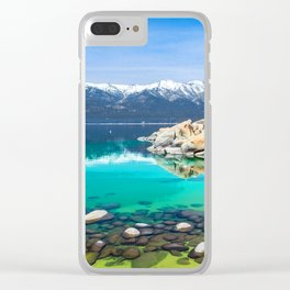 Beauty of Mother Nature |IxI| Clear iPhone Case