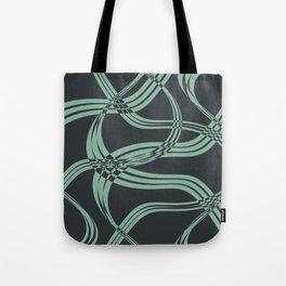 Jungle Net Tote Bag