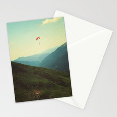 A solitary moment Stationery Cards