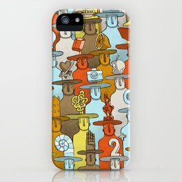 Illusionist Congress iPhone Case