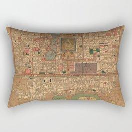 Beijing 1914 Rectangular Pillow