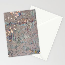 Muddy weather Stationery Cards