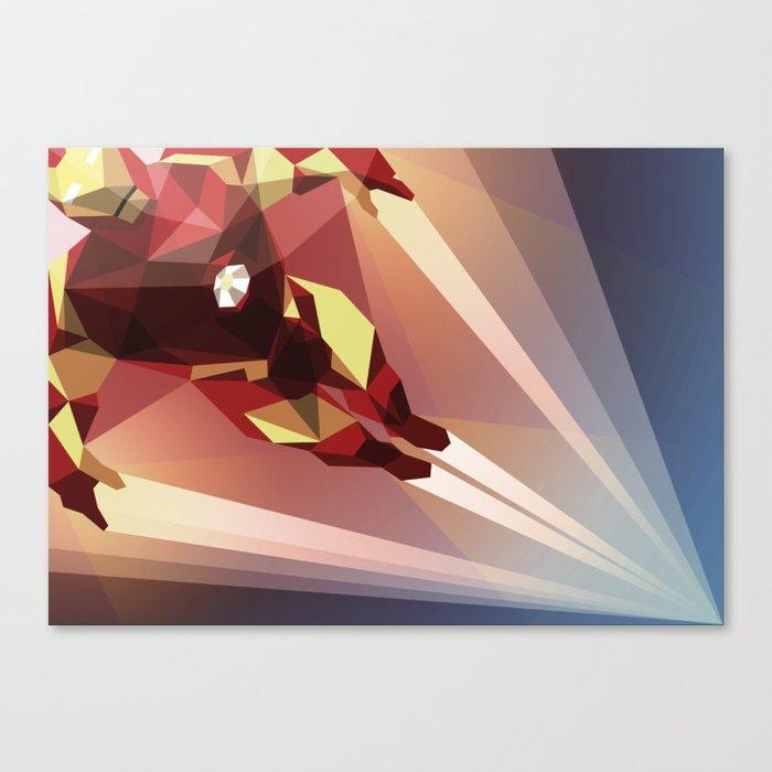 Man Made Canvas Print