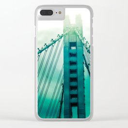 Disappearing Clear iPhone Case