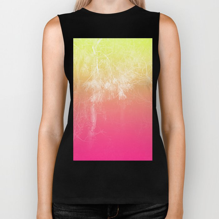Flaming Forest Biker Tank