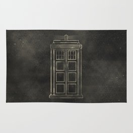 Doctor Who: Tardis Rug