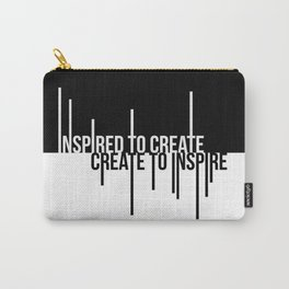 Create to Inspire Carry-All Pouch