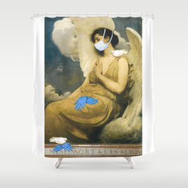Sisters of Mercy Shower Curtain