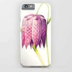 VIII. Vintage Flowers Botanical Print by Pierre-Joseph Redouté - Lilac Tulip Slim Case iPhone 6s