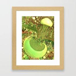 Agaricalia Framed Art Print