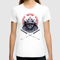 darth T-shirts featuring Darth Samurai by Steven Toang