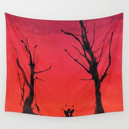 Singing Fairy Wall Tapestry