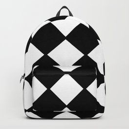 optical pattern 72 domino Backpack