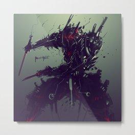 "Judgement Day ""Solaris"" Metal Print"