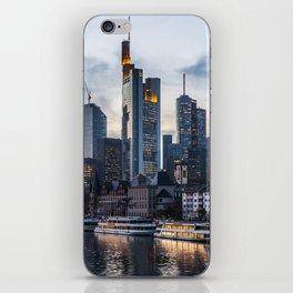 Frankfurt 2 iPhone Skin