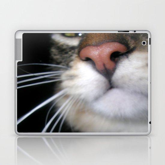 Kitty Nose Laptop & iPad Skin