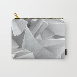 White Noiz Carry-All Pouch