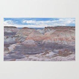 Nature Painted Desert. Rug