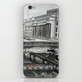 What's Below Union Station iPhone Skin
