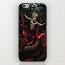 Threnedy iPhone Skin