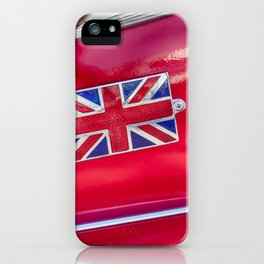 Triumph TR3 The Frog Eye iPhone Case