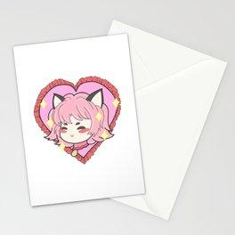 Tokyo Mew Mew - Mew Ichigo  Stationery Cards